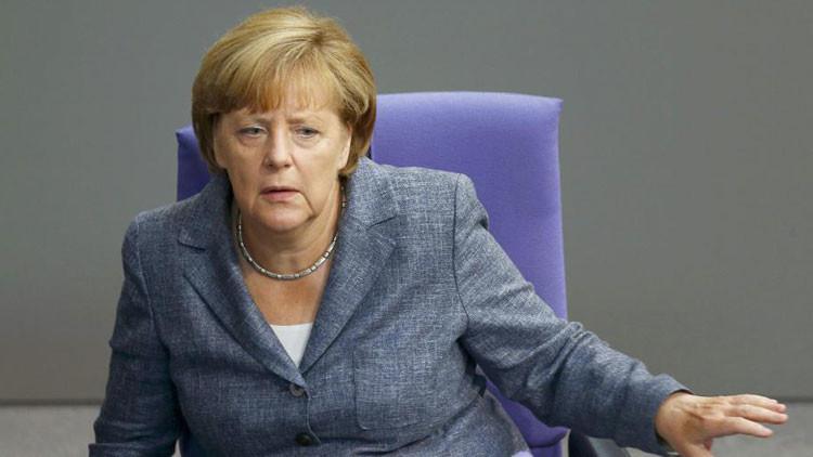 """""""Merkel ha desperdiciado la oportunidad histórica de ser la líder de Europa"""""""