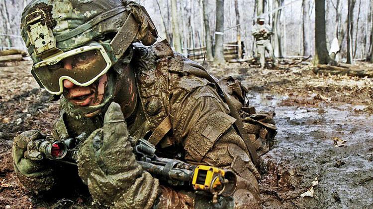Escuela Ranger, el entrenamiento militar más extremo y duro del Ejército de EE.UU. (Fotos)