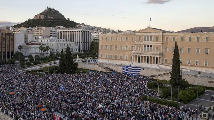 Grecia celebrará elecciones parlamentarias anticipadas