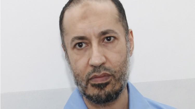 Amenazan con abusar sexualmente de un hijo de Gaddafi en un nuevo video filtrado