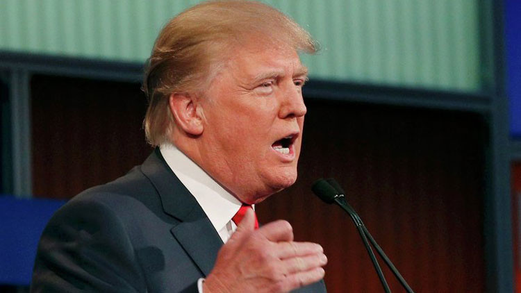 """Donald Trump: """"Nunca deje que Rusia y China se junten"""""""