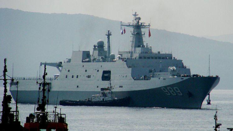 Pentágono: EE.UU. comete un error imperdonable con las islas artificiales de China