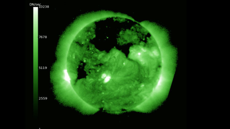 ¿Qué pasará si una tormenta solar golpea la Tierra?