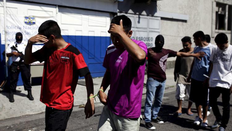 Guerra de maras en El Salvador deja 125 muertos en 72 horas