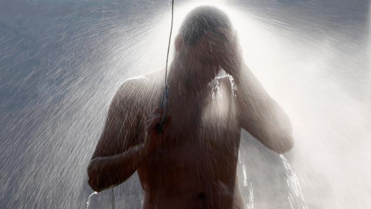 La innovadora ducha mexicana que puede ayudar a California a combatir la sequía