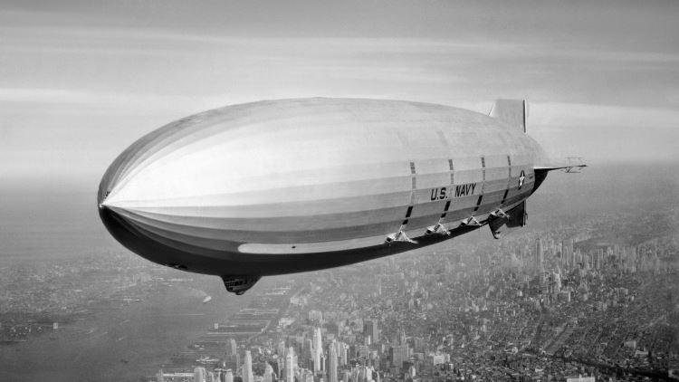 Publican imágenes impresionantes del último portaaviones volador de EE.UU., hundido en 1930