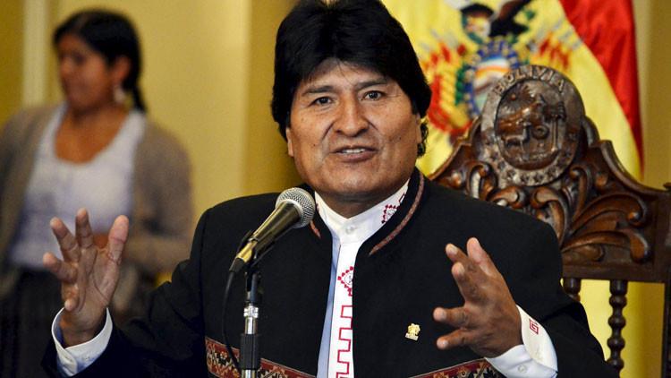 """Evo Morales: Las """"oligarquías y monarquías"""" quieren dominar Latinoamérica"""