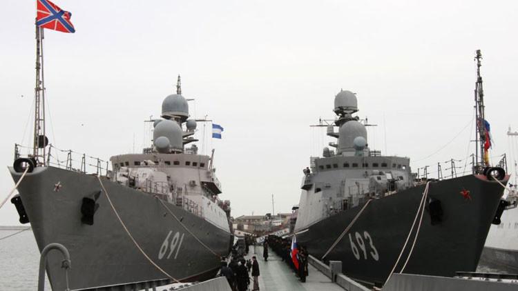 EE.UU. teme que Rusia despliegue los misiles de crucero Kalibr