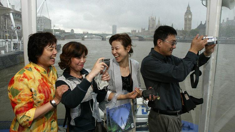 Los curiosos estereotipos que tienen los chinos sobre Europa