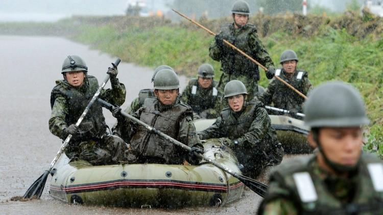 Multitudinarias protestas en Japón contra la ley que permitiría enviar el Ejército al exterior