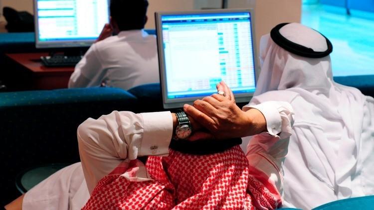 Bolsas de valores árabes se desploman