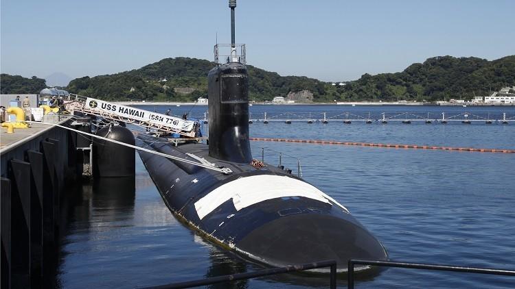 Seúl estudia desplegar un submarino nuclear de EE.UU.