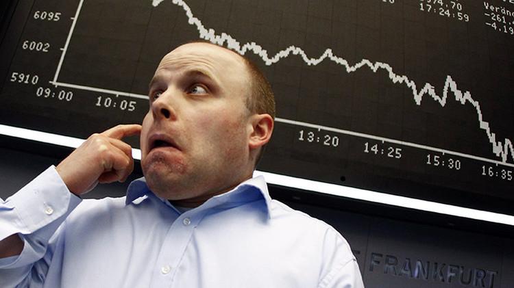 Minuto a minuto: El desplome de la economía mundial
