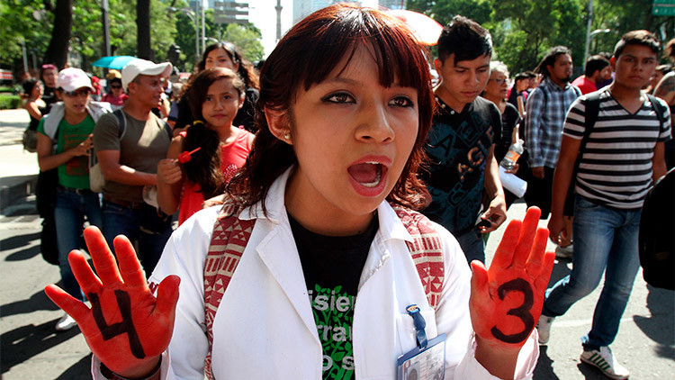 Robots en Twitter intentan silenciar las protestas mexicanas
