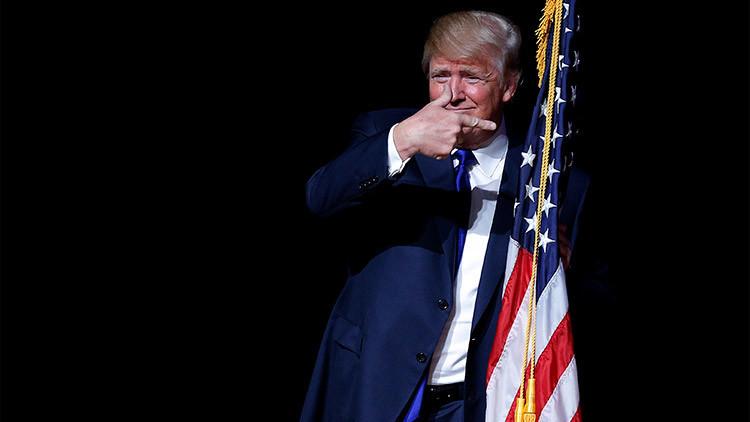 """Trump: La relaciones de EE.UU. con Rusia y con el resto del mundo """"son terribles"""""""