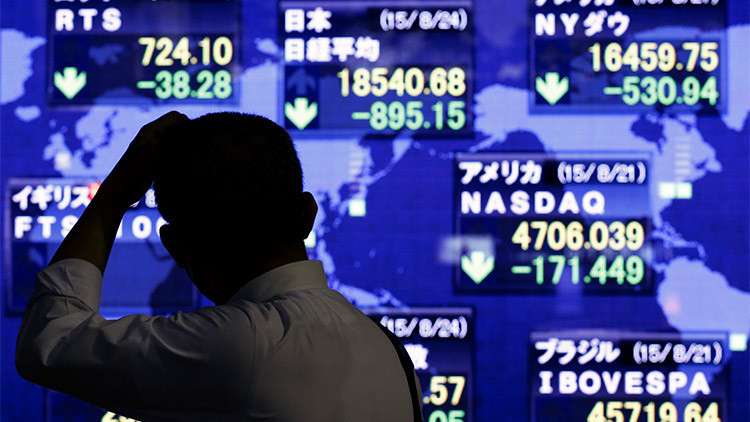 Inversionistas se sienten una nueva recesión global