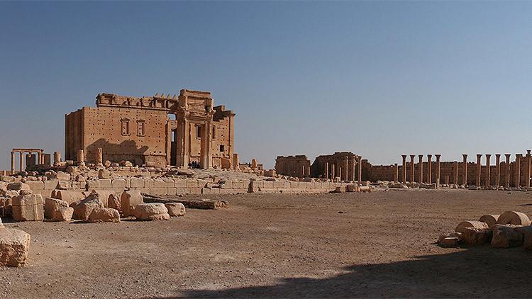"""UNESCO: """"La destrucción de Palmira por el Estado Islámico es un Crimen de Guerra"""""""