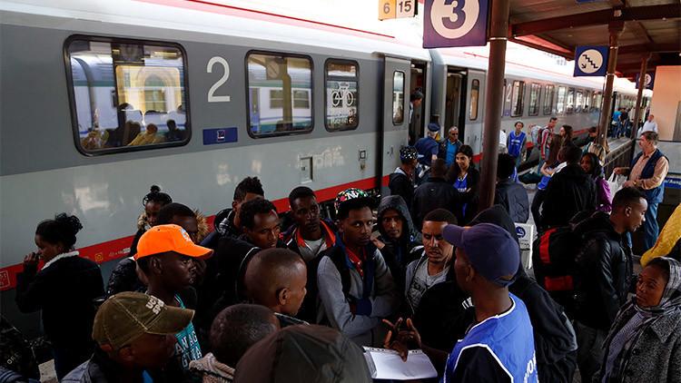 """Alemania: """"La crisis de refugiados es una vergüenza para la Unión Europea"""""""