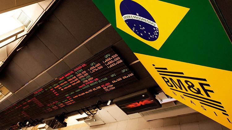 El lunes negro afecta a América Latina: Se desploma la bolsa de Brasil