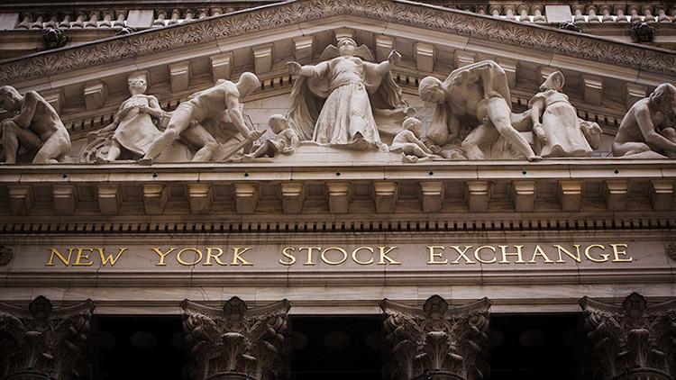 Wall Street cierra con baja de 3,6 por ciento registrando la peor caída desde 2011