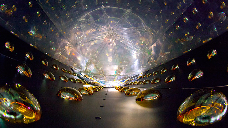 Descubren de dónde provienen las 'partículas fantasmas'