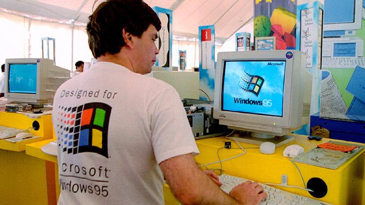 ¿Por qué Windows 95 fue el sistema operativo más importante de la historia?