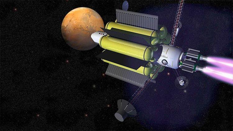 A otro planeta en unos días: la NASA da otro empujón a su motor superrápido de plasma