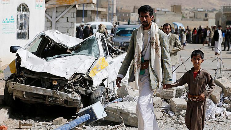 """Medios occidentales levantan un """"muro de silencio"""" ante el genocidio en Yemen"""