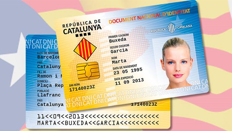Independencia con rebaja: crean un DNI catalán que proporciona descuentos en tiendas