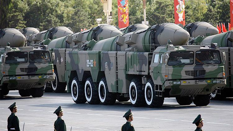 EE.UU., en guardia ante los últimos misiles secretos de China
