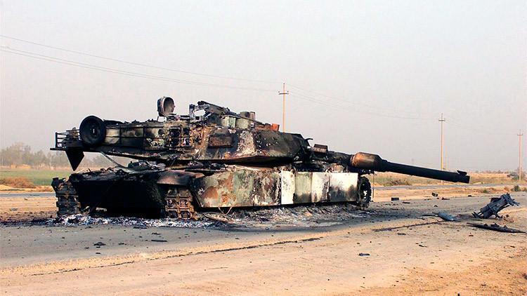 Video: Viejos misiles soviéticos destrozan tanques Abrams sauditas en Yemen