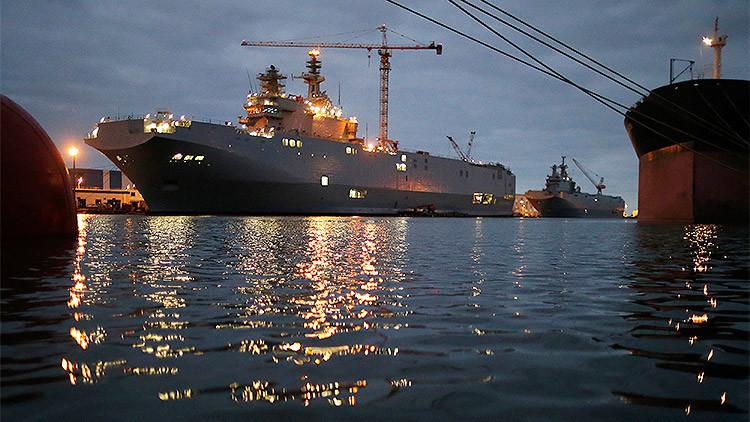 ¿Quiénes son los posibles compradores de los buques Mistral?