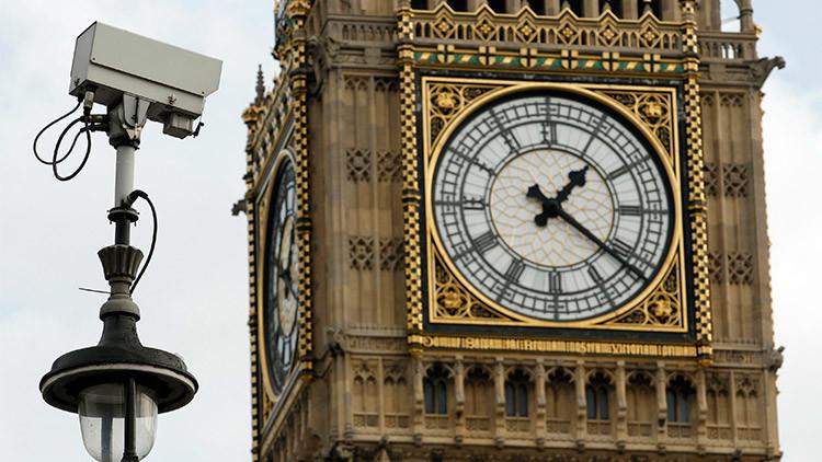 La vigilancia clandestina del Reino Unido es peor que la de la novela1984