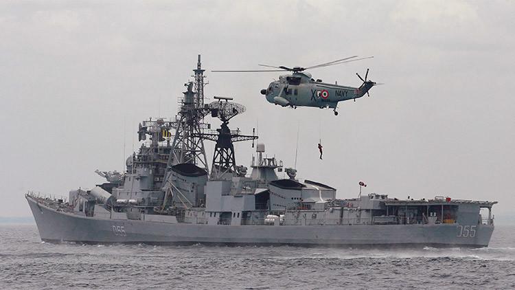 La India y Australia realizarán maniobras militares conjuntas con China en la mira
