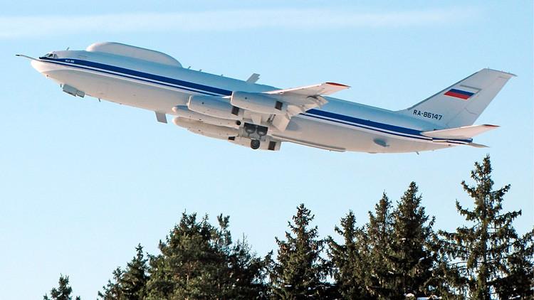 Rusia desarrolla la tercera generación de los 'aviones del Juicio Final'