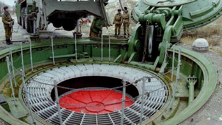 Contraataque nuclear garantizado o botón del Juicio Final en Rusia (Sistema Perímetr)