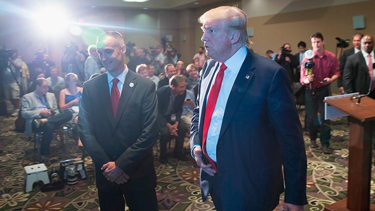 """Jorge Ramos: """"Es un error no tomar en serio el horror que representa Trump"""""""