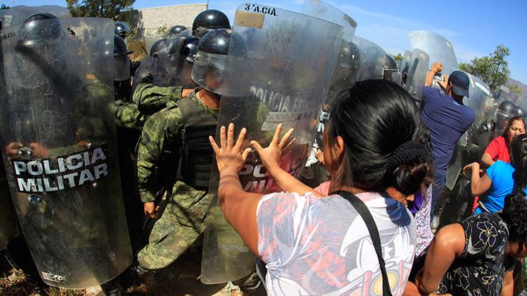 """""""¡Autoridades corruptas!"""" En el estado mexicano de Guerrero nadie cree en sus líderes"""