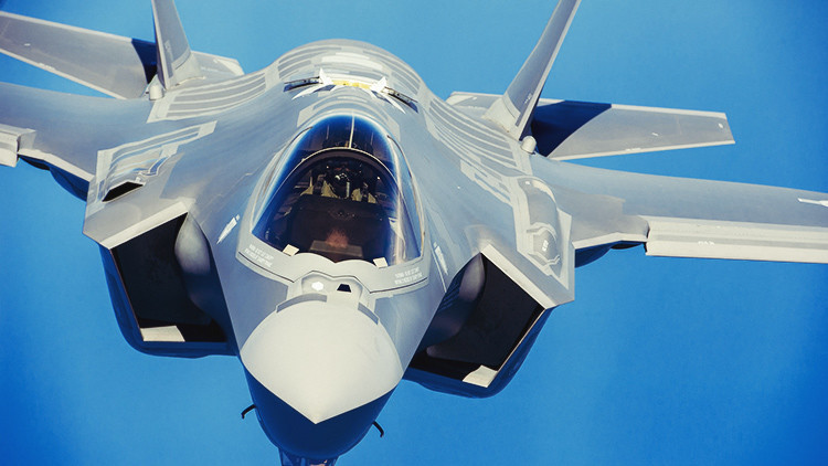 Cómo planean Rusia y China derrotar a los aviones furtivos de EE.UU.