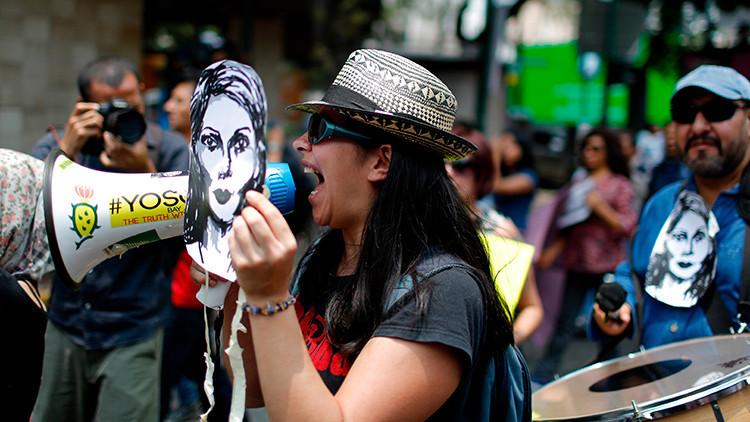 Alerta roja para mujeres activistas en México