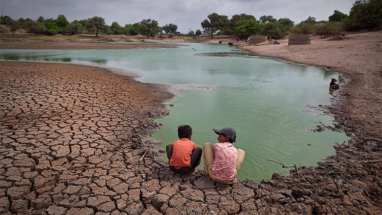 Mapamundi de la sequía: ¿Qué países se quedarán antes sin agua potable?