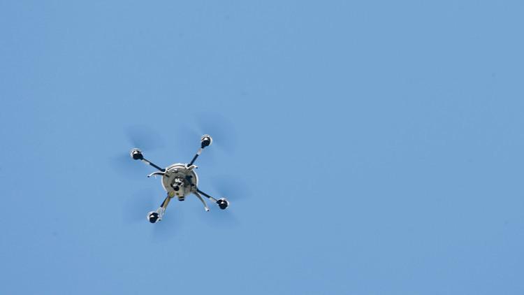 EE.UU.: Permiten instalar armas paralizantes en drones de la Policía