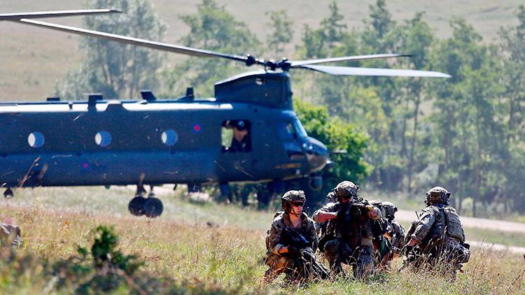 """""""Puramente defensivo"""": La OTAN lanza en Europa el mayor simulacro de combate desde la Guerra Fría"""