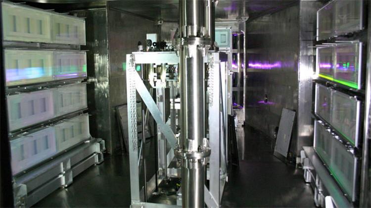El láser más potente del mundo podría ser una fuente de energía inagotable