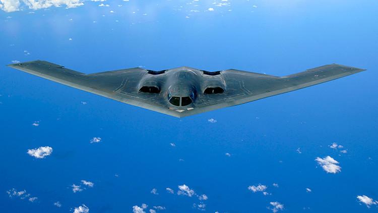 Estados Unidos amenaza a China con su nuevo bombardero no tripulado