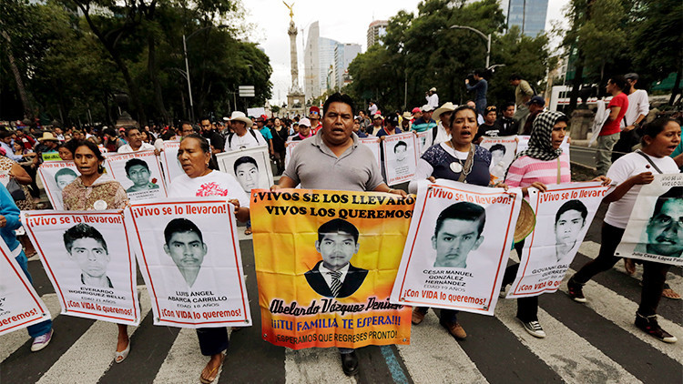 """¿Es falsa la """"verdad histórica"""" sobre el caso Ayotzinapa?"""