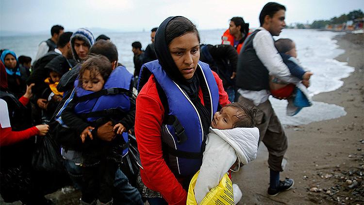 ONU: Europa recibe más de 300.000 inmigrantes y refugiados mediterráneos en 2015