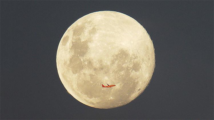 La 'superluna' da la cara este fin de semana