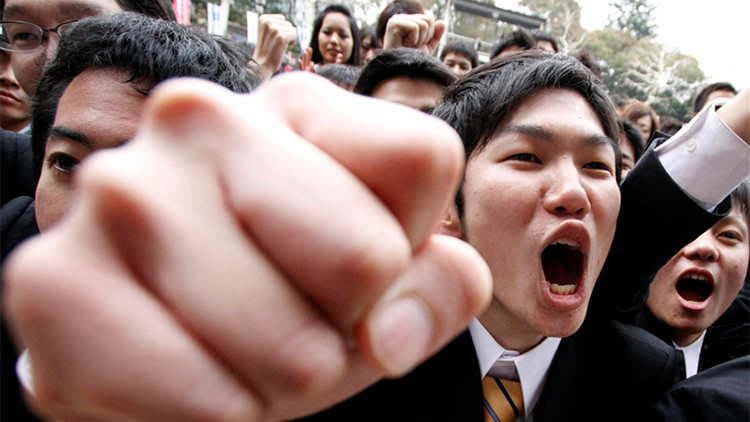 Un japonés revela cómo ganó 34 millones de dólares durante el Lunes Negro