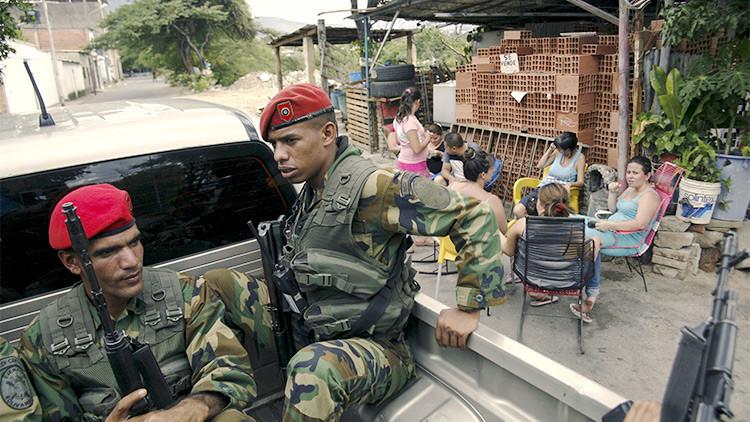 Entra en vigor el cierre de nuevos puntos fronterizos entre Colombia y Venezuela